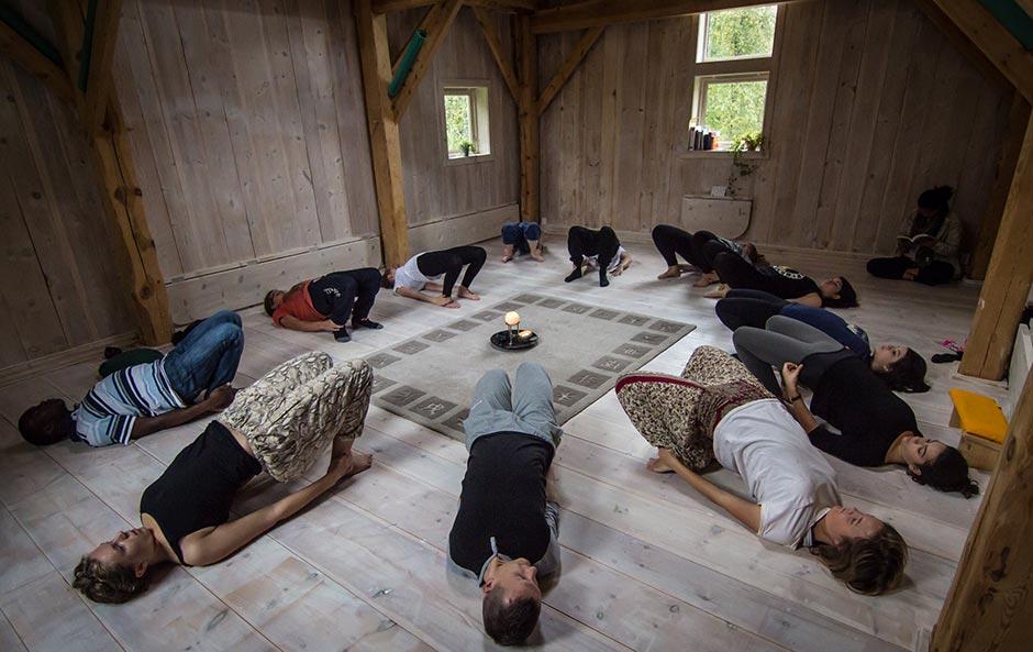 Silent House Yoga