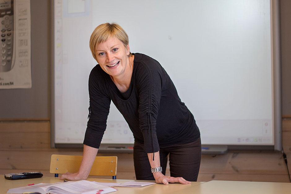 Mari - Maths teacher