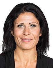 College Nurse - Lene Solheim