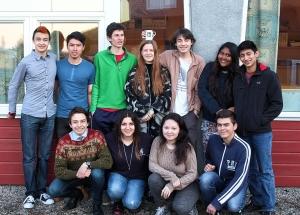 The RCN participants