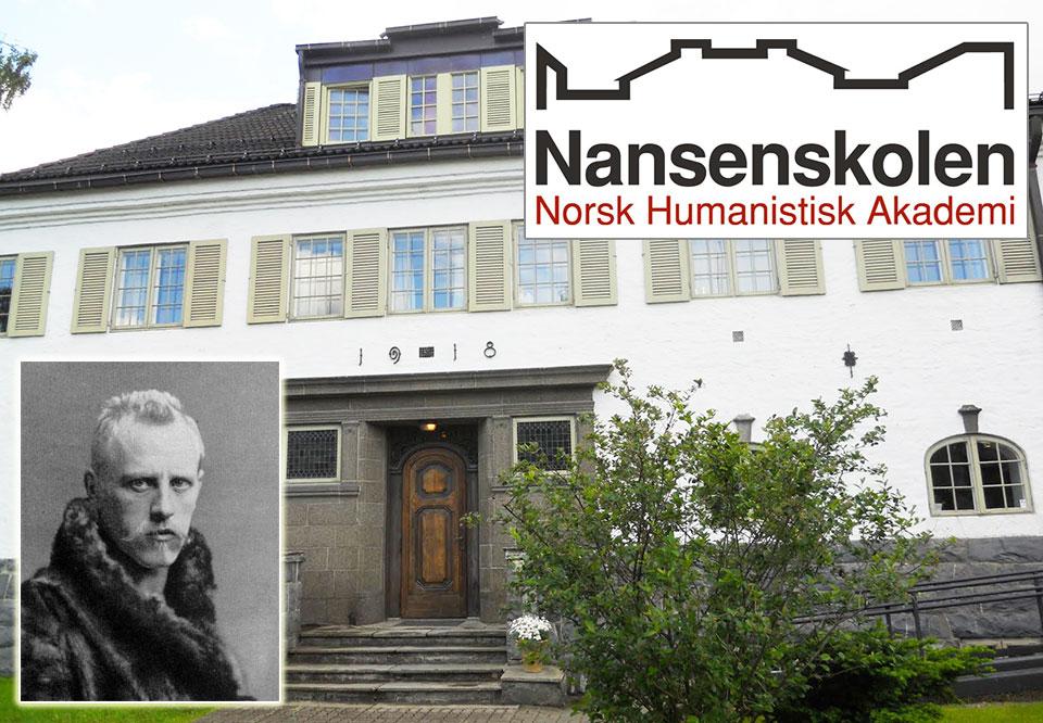 The Nansen Academy in Lillehammer