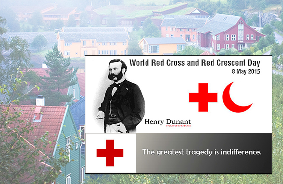 World Red Cross and Red Crescent Day 2015