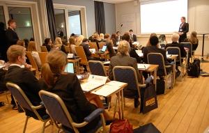 Committees at  SANMUN