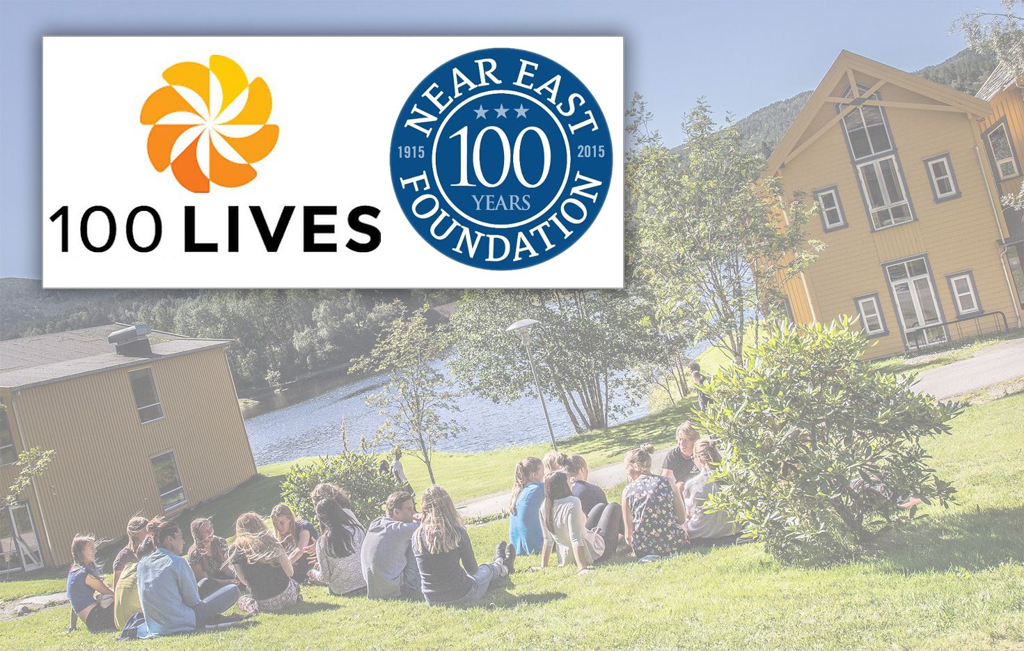 100 Lives and the Near East Foundation Partnership