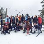 Fun in the snow for everyone!