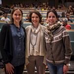 Tora Hope, Karen O'Brien and Linda Sygna
