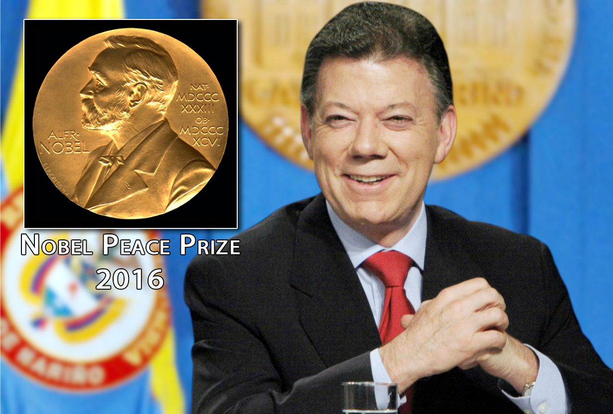 Nobel Peace Prize 2016