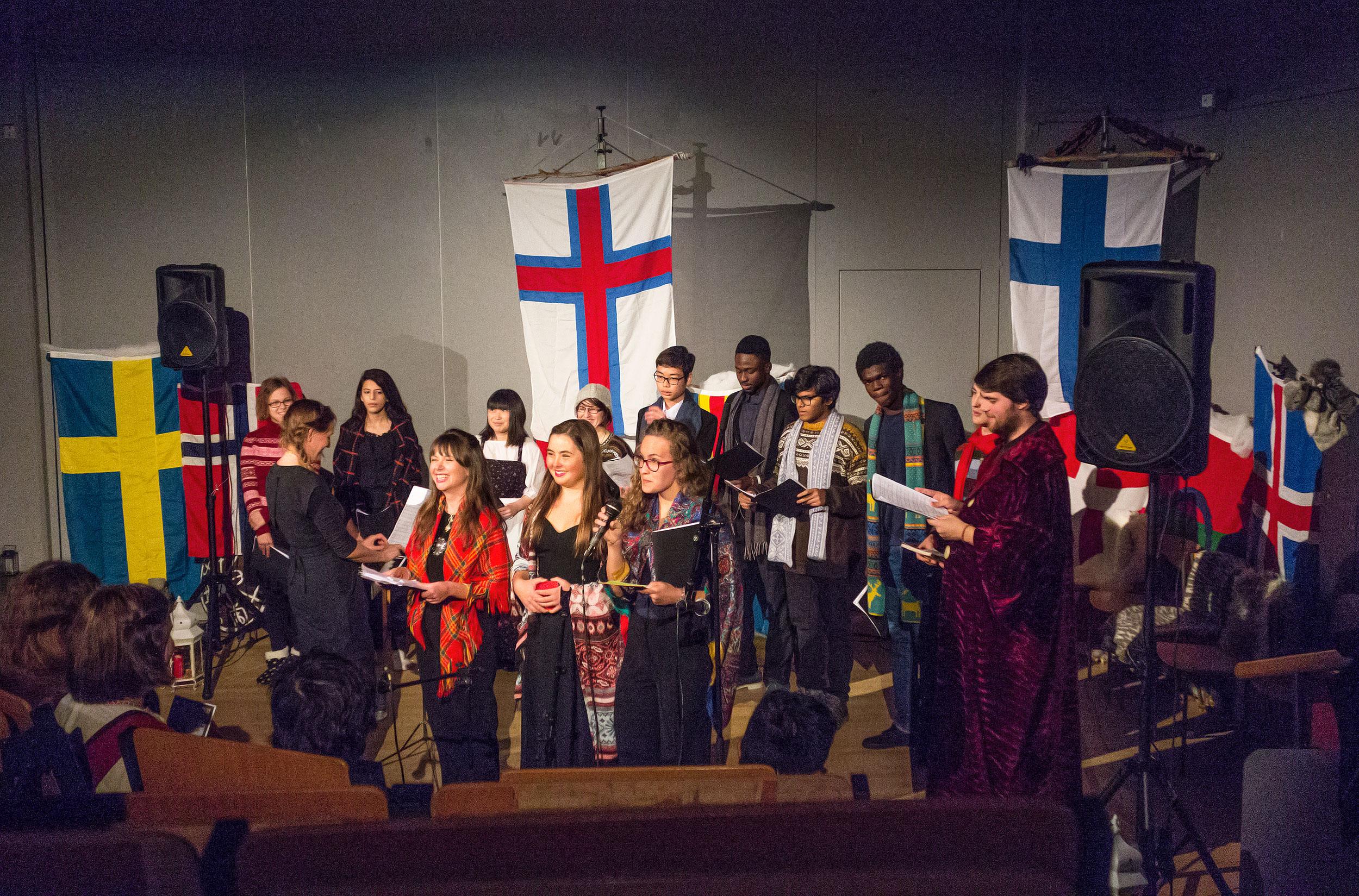 Nordic Folk Music Concert