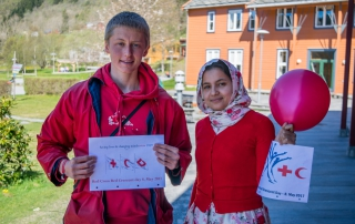 International Red Cross and Red Crescent Day