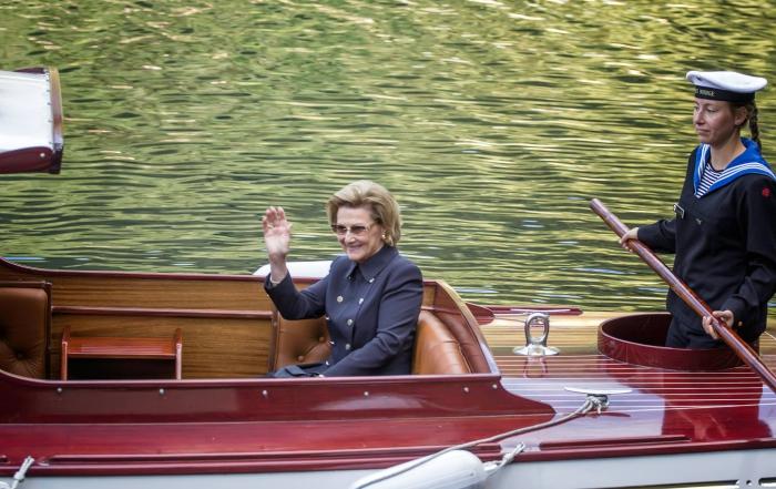 HM Queen Sonja