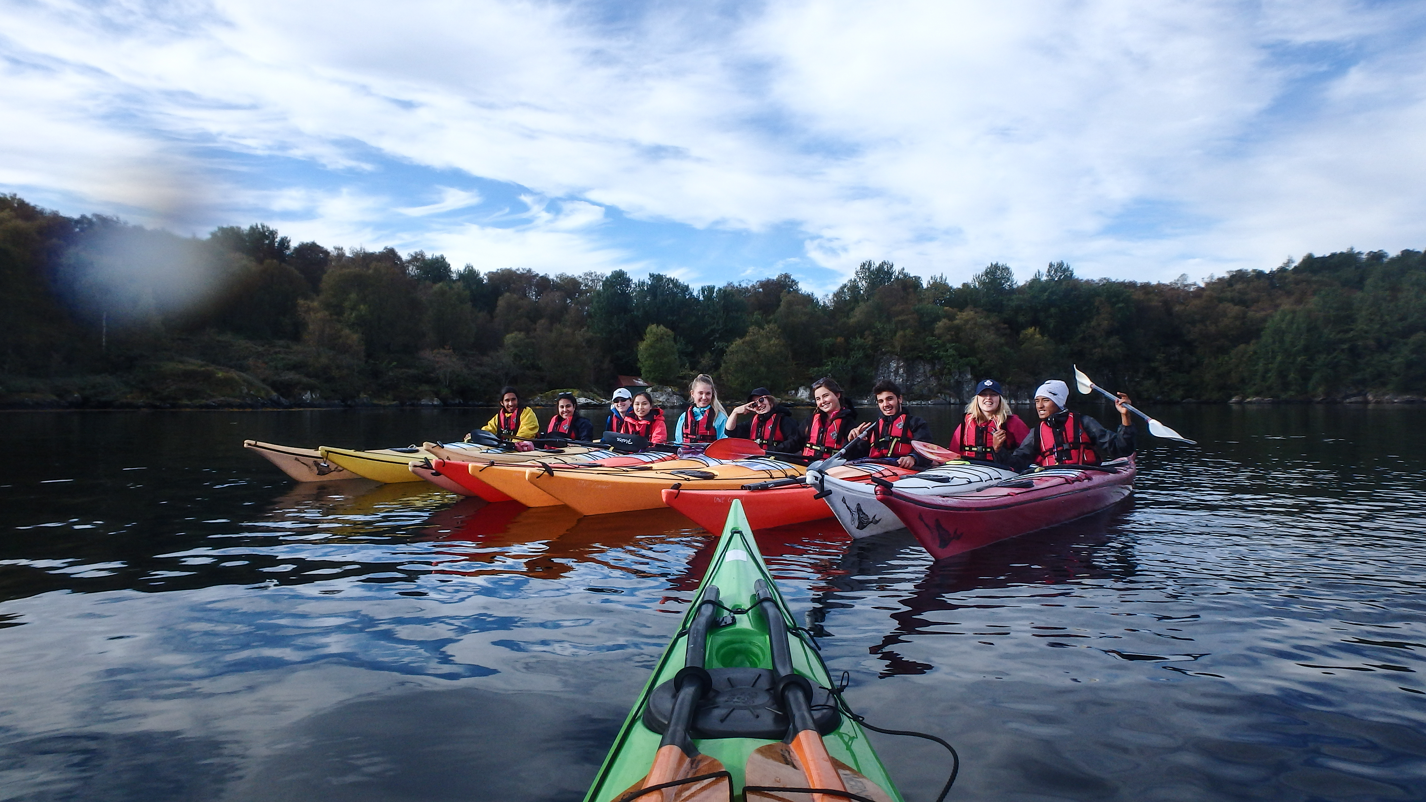 Kayak Leader Course