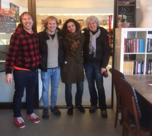 Jimmy, Taren, Hana and Libby