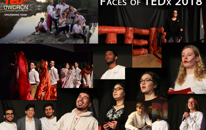 Faces of TEDx 2018