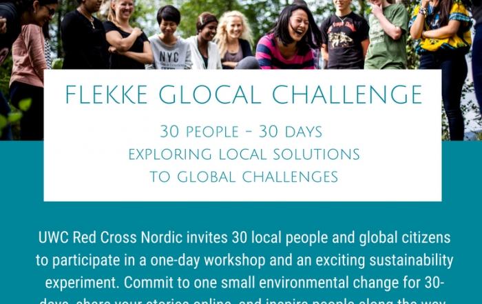 Flekke Glocal Challenge WebsitePicture