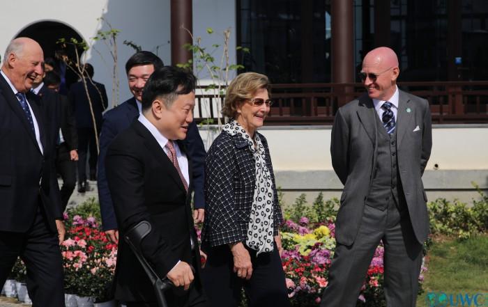 At UWC Changshu