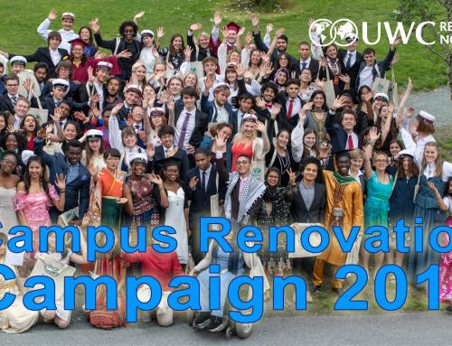 Campus Renovation Campaign 2019