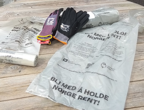 RCN: Official distribution point for coastal cleanup equipment