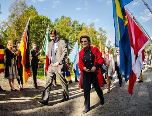 Queen Sonja continues as our Patron till 2025