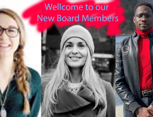 New Members of Our Board